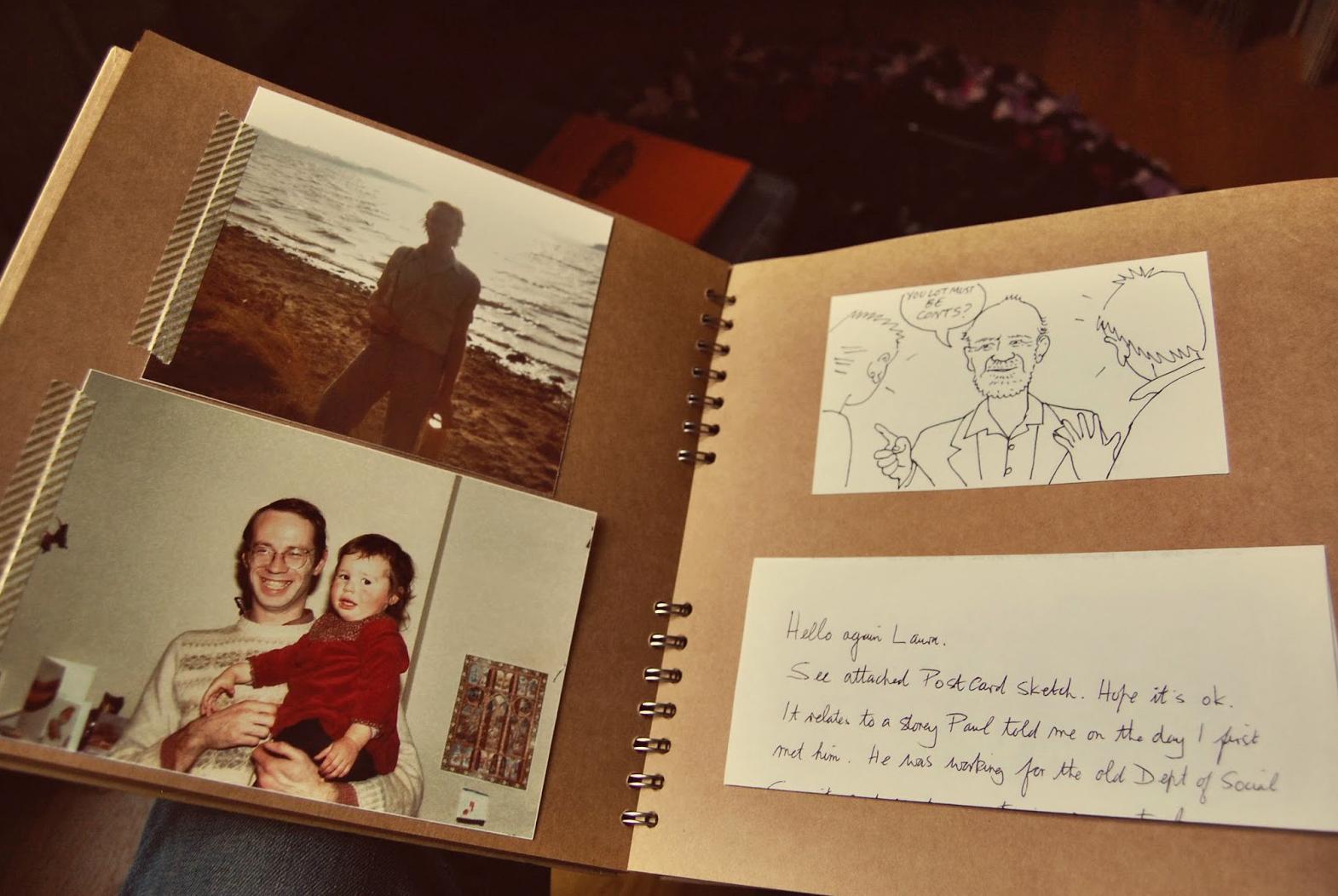 Книга памяти о старой квартире